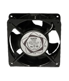 Ventilateur SUNON 200m3/h (12x12cm) 220v classic